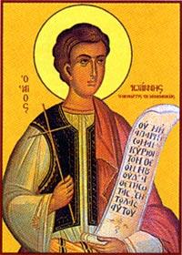 Άγιος Ιωάννης ο Μονεμβασιώτης
