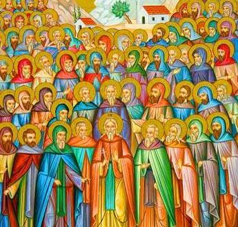 Άγιοι 33 Μάρτυρες εν Μελιτινή