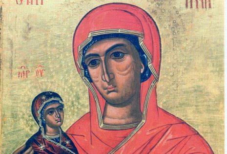 Σύλληψις Αγίας Άννης