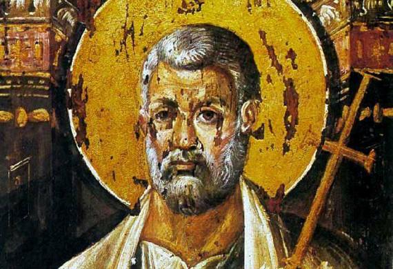 Απολυτίκιο της προσκυνήσεως της αλύσεως του Αποστόλου Πέτρου