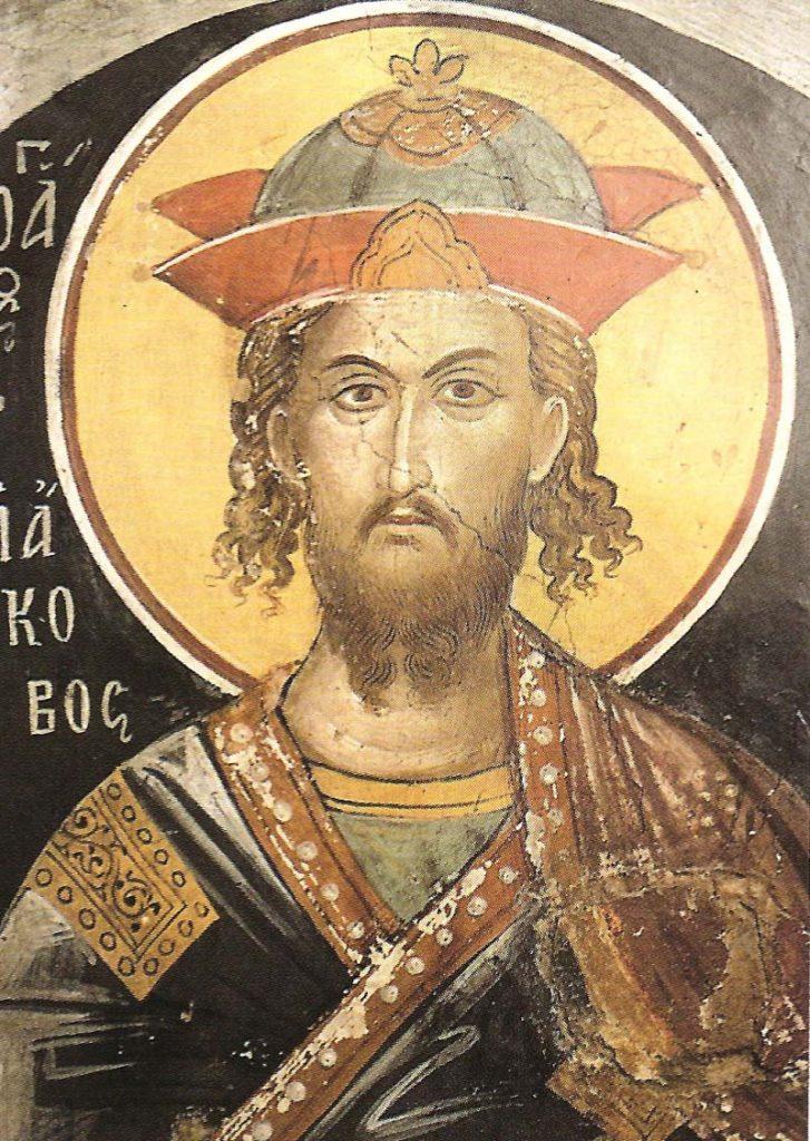 Άγιος Ιάκωβος ο Πέρσης