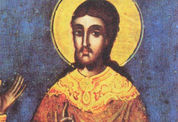 Ο άγιος νεομάρτυρας Ονούφριος