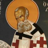 Ο άγιος Γρηγόριος ο Θεολόγος