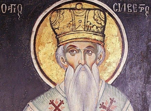 Άγιος Σίλβεστρος Πάπας Ρώμης