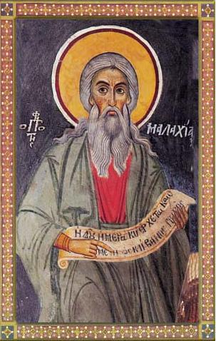 Άγιος Προφήτης Μαλαχίας