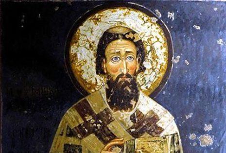 'Αγιος Σάββας επίσκοπος Σερβίας