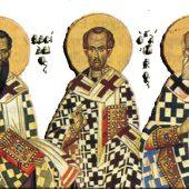 Το παλιό και το νέο στους τρεις Ιεράρχες