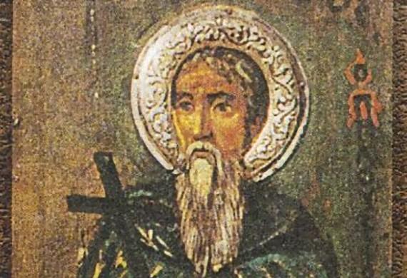 'Αγιος Ισίδωρος ο Πηλουσιώτης
