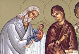 Απολυτίκιο Συμεών του Θεοδόχου, Άννης της προφήτιδος