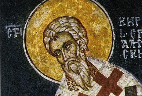 'Αγιος Κύριλλος Ιεροσολύμων