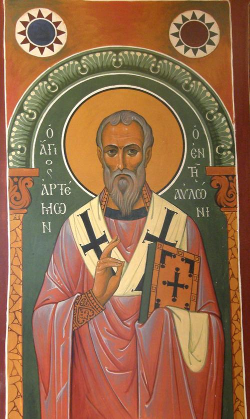 Άγιος Αρτέμων Λαοδικείας