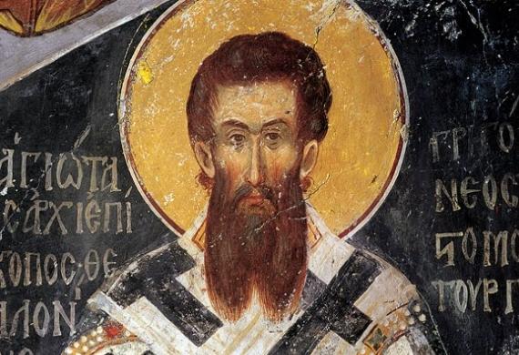 Ο άγιος Γρηγόριος ο Παλαμάς
