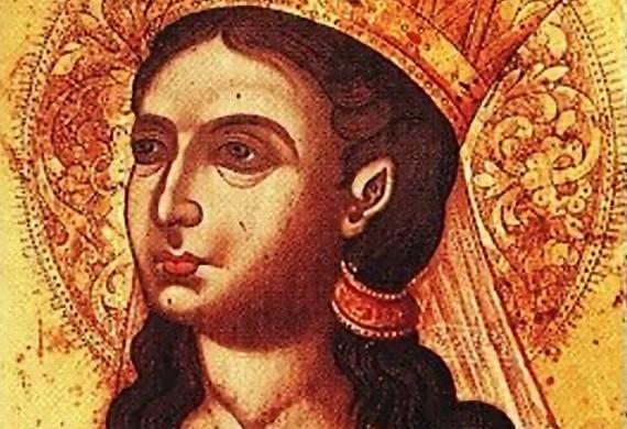 Γυναίκα Ηγέτης. Αγία Θεοδώρα η Αυγούστα