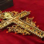 Η προσκύνηση του τιμίου Σταυρού