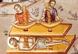 Μαρτυρία και μαρτύριο του Αγίου Ιωνά