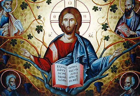 «Χωρίς εμού ου δύνασθε ποιείν ουδέν»