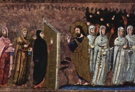 Αγία και Μεγάλη Τρίτη. Η παραβολή των δέκα παρθένων