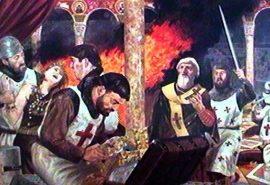 Οι Σταυροφόροι η Άλωση και το σήμερα