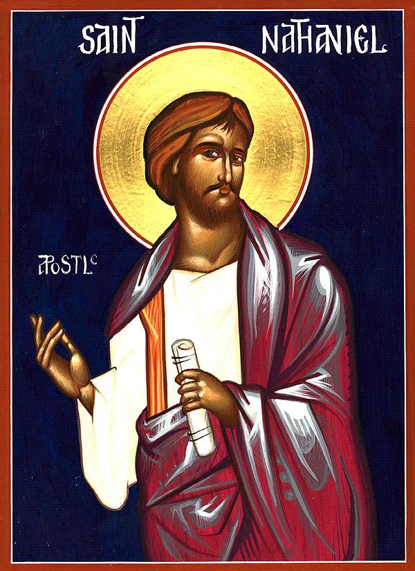 Άγιος Απόστολος Ναθαναήλ