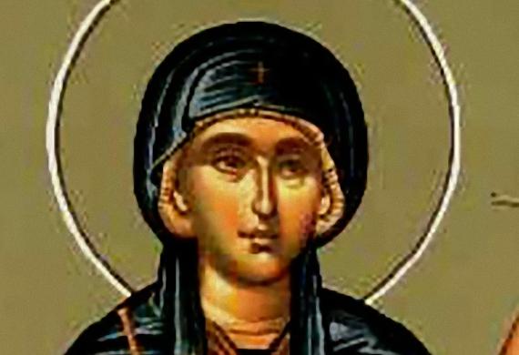 Οσία Θεοδώρα η εν Θεσσαλονίκη