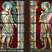 Οι άγιοι Αλέξανδρος και Επιπόδιος της Λυών
