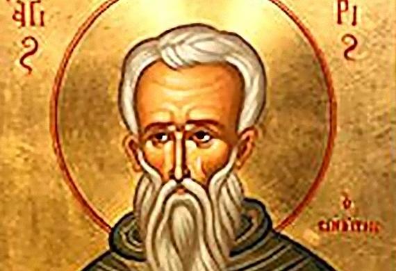 Αγιος Γρηγόριος ο Σιναίτης