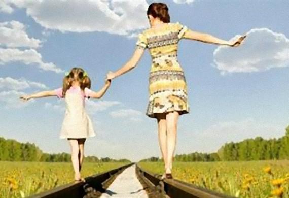 Η αγάπη και η εμπιστοσύνη μεταξύ γονέων και παιδιών