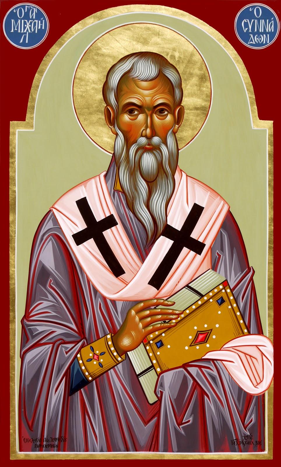 Άγιος Μιχαήλ επίσκοπος Συννάδων