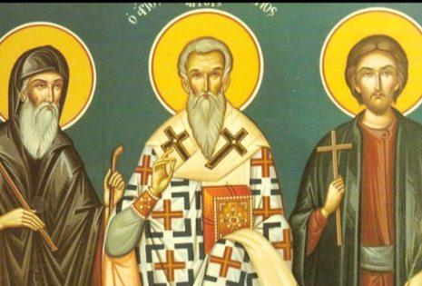 Αγιος Πέτρος αρχιεπ. Αργους και Ναυπλιου ο θαυματουργός