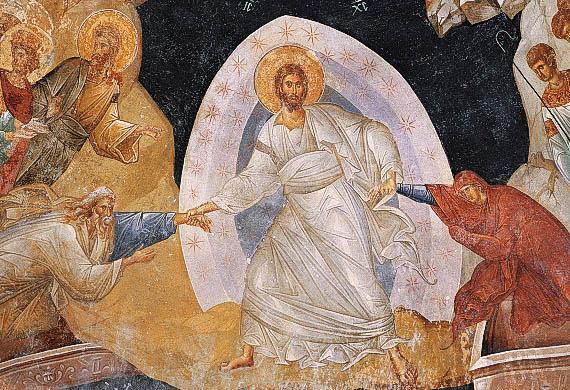 Ο αναστάς Ιησούς η ελπίδα μας