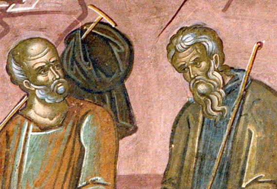 Αββάς Ιωάννης ο Κολοβός