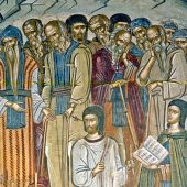 Αββάς Ρωμαίος, Αββάς Σισώης, Αββάς Σεραπίων, Αββάς Σιλουανός