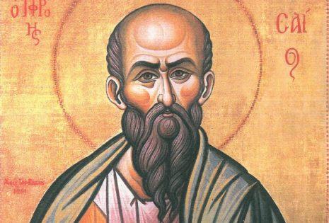 'Αγιος προφήτης Ελισσαίος