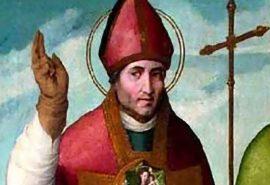 Ο άγιος Κλαύδιος, επίσκοπος της Μπεζανσόν