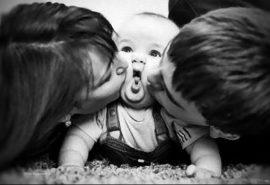Η μεγάλη συμβολή των γονέων τον 1o χρόνο της ζωής του παιδιού