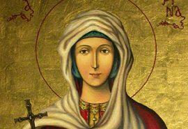Απολυτίκιον Αγίας Μαρίνας