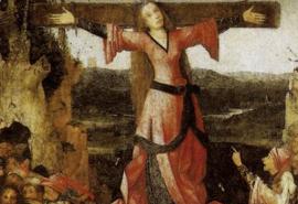 Η αγία μάρτυς Ιουλία της Κορσικής