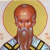 Όσιος Αϊντάν, κτίτορας και επίσκοπος του Λιντισφάρν