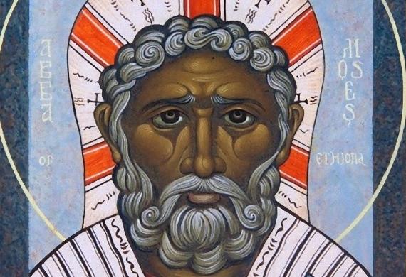 'Αγιος Μωυσής ο Αιθίοπας