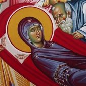 Η πανσεβάσμια κοίμηση της Υπεραγίας Θεοτόκου