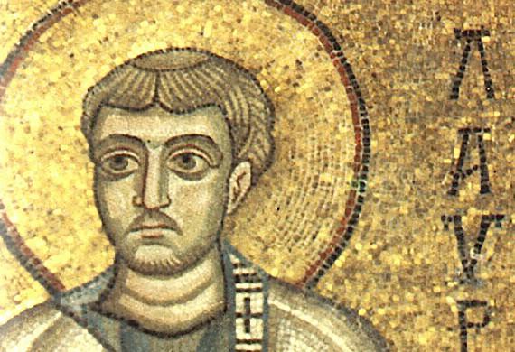 'Αγιος Λαυρέντιος Αρχιδιάκονος