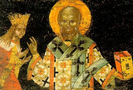 'Αγιος Νήφων πατριάρχης Κωνσταντινουπόλεως