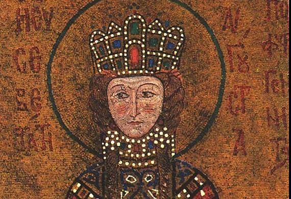Αγία βασίλισσα Ειρήνη ( μοναχή Ξένη)