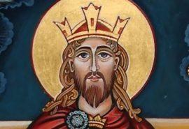 Ο άγιος Οσβάλδος, βασιλιάς της Νορθουμβρίας