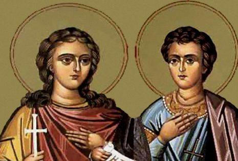 'Αγιος Ευλάμπιος, Αγία Ευλαμπία