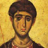 Ο άγιος Δημήτριος και οι Θεσσαλονικείς
