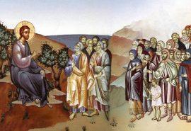 O θεμελιώδης σκοπός της ζωής - Κυριακή Β' Λουκά