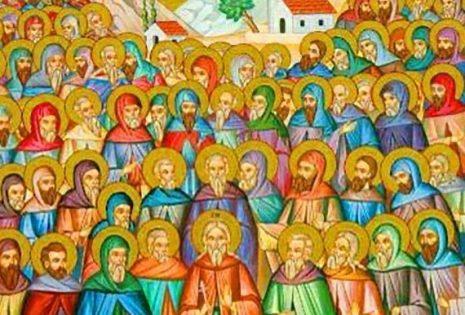 Οι Αγίοι 33 Μαρτύρες εν Μελιτινή