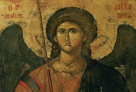 Η σύναξις των αρχιστρατήγων Μιχαήλ και Γαβριήλ