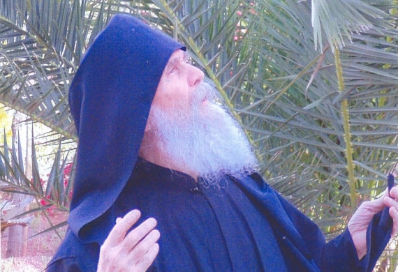 Η αγάπη του Ουράνιου Πατέρα